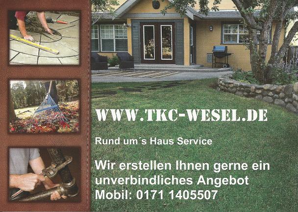 TKC-Wesel Flyer